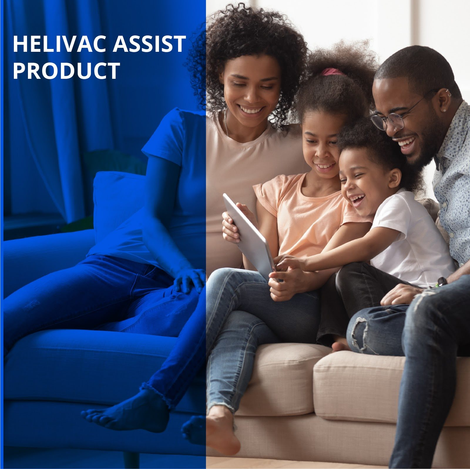 Helivac Assist- Family Membership